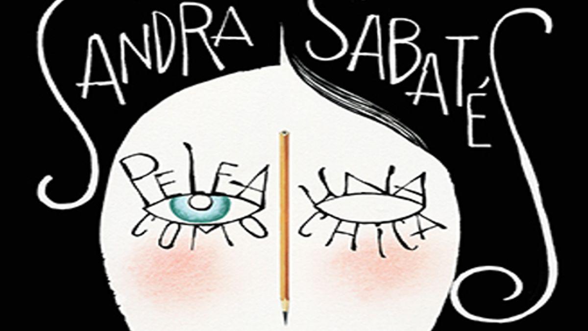 "Portada de ""Pelea como una chica"", de Sandra Sabatés | EDITORIAL PLANETA"