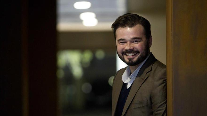 """ERC advierte a la CUP de que """"sin Mas no habrá independencia"""""""