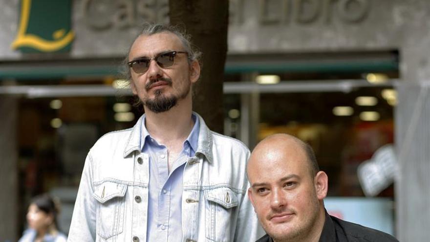 "David Llorente gana el premio Hammett de novela negra con ""Madrid: Frontera"""