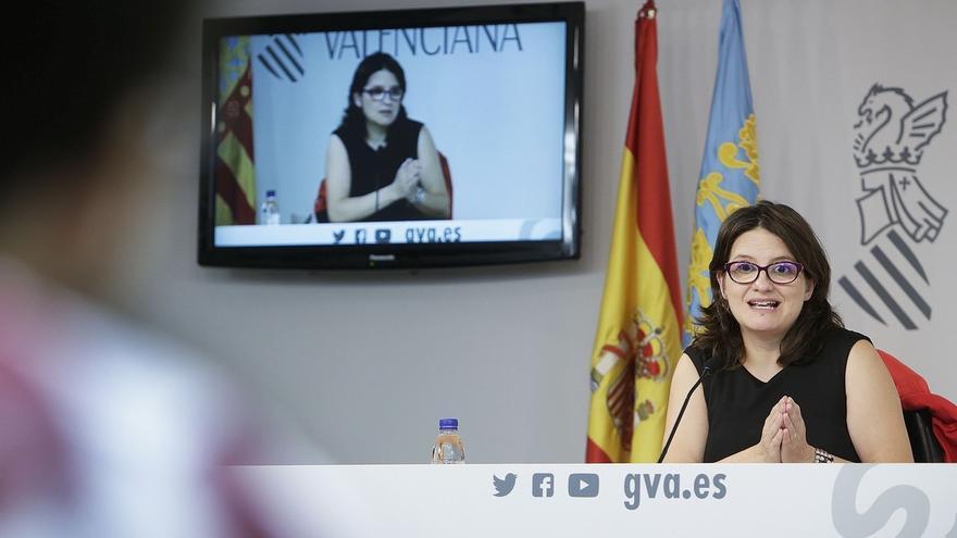 Oltra anuncia una investigación del Gobierno valenciano sobre la trama de los barracones para los colegios