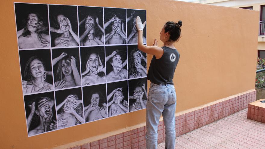 La artista Sara Batuecas.