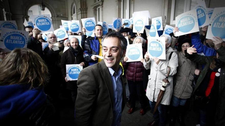 En el aire el gobierno de la Marea en A Coruña al retirarle su apoyo el PSdeG