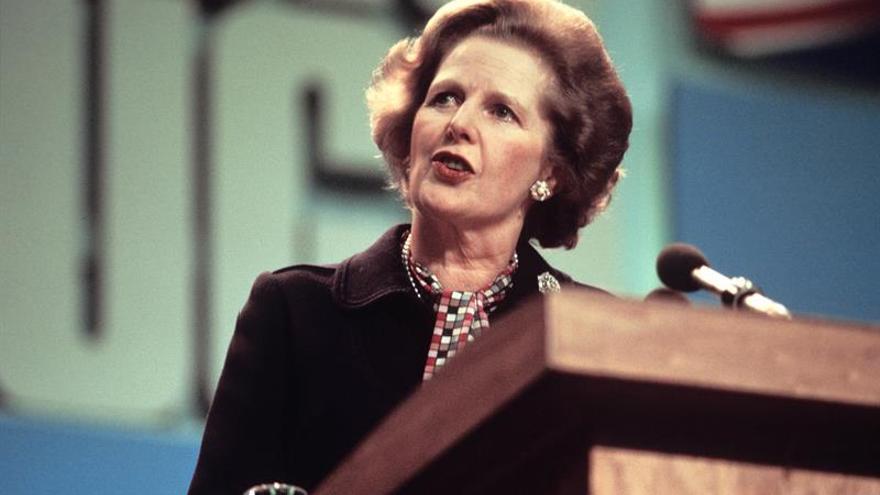 La estatua de Margaret Thatcher no estará cerca del Parlamento británico