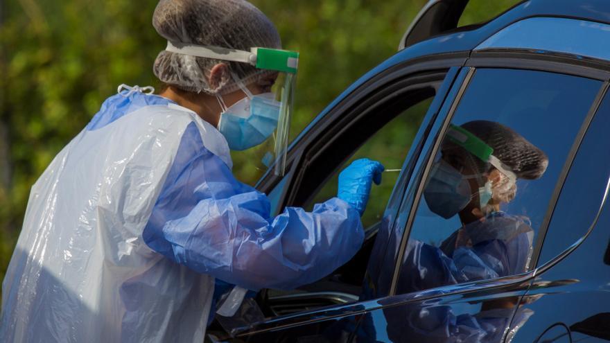 Sanidad registra un repunte de casos: 2.128 en las últimas 24 horas