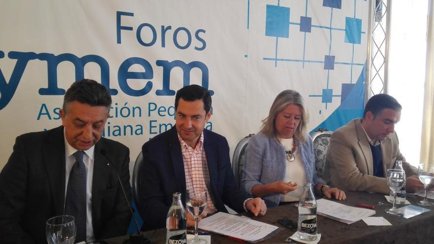 """Moreno: """"Susana Díaz se desmarca de Sánchez para abrir de par en par las puertas de la Junta a Podemos"""""""