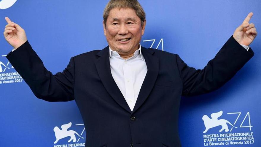 Takeshi Kitano: estoy cansado de la violencia, voy a hacer otras cosas