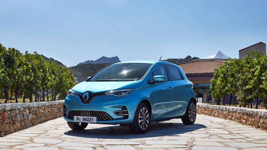 El nuevo Renault Zoe roza los 400 kilómetros de autonomía 'oficial'.