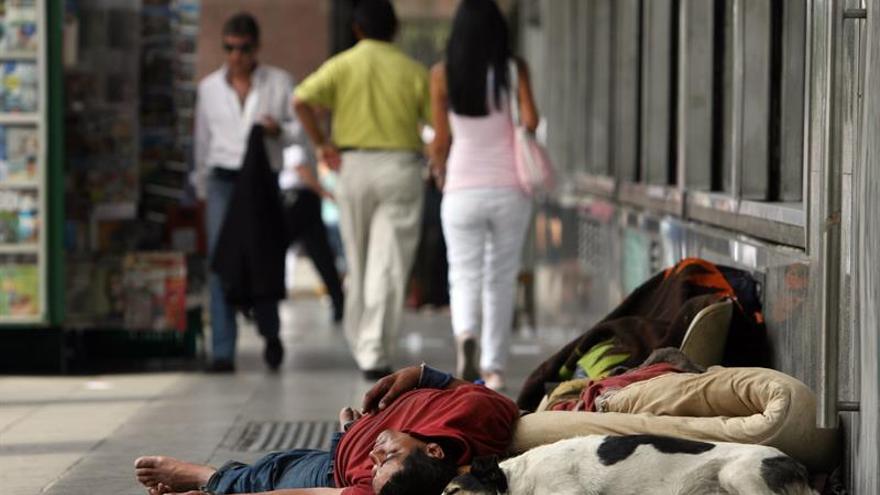 La pobreza urbana en Argentina sube al 27,3 % en el primer semestre de 2018