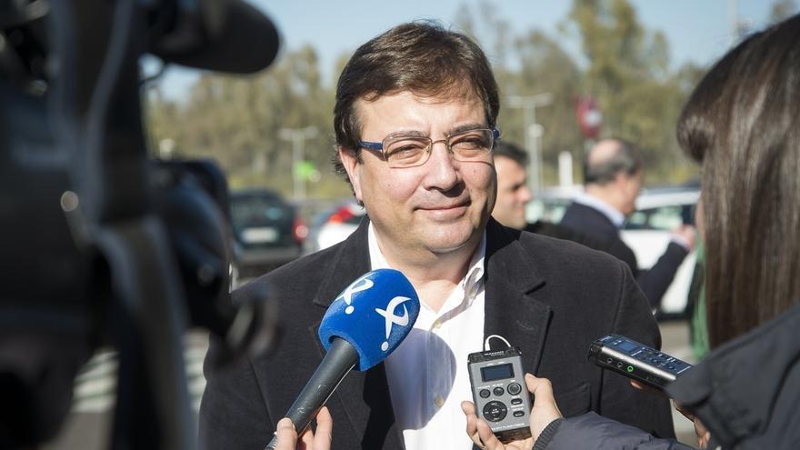 """Vara considera que, """"de inicio"""", el no del PSOE a la investidura de Rajoy """"forma parte de una actitud coherente"""""""