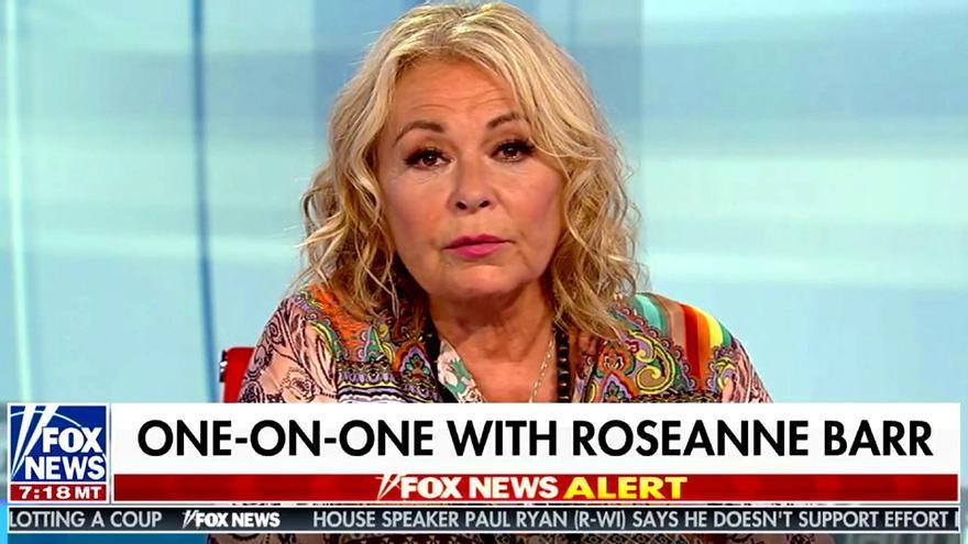 Roseanne Barr en Fox News