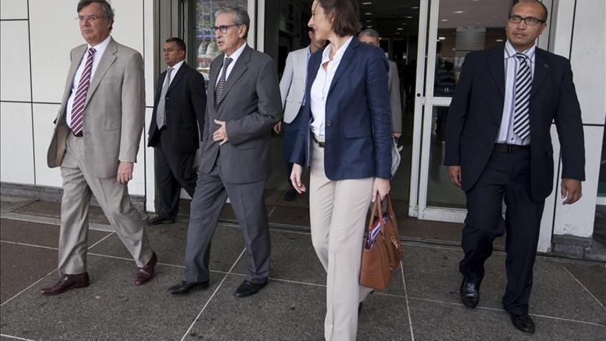 Los eurodiputados lamentan la falta de cooperación de las autoridades de Venezuela