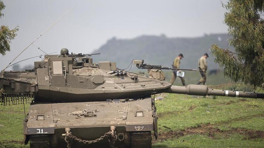 El Ejército israelí confirma que ha perdido un dron en Siria