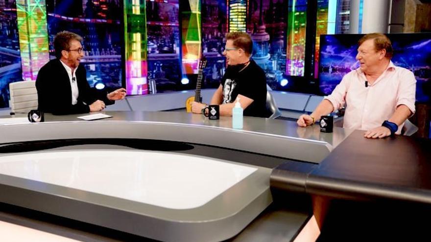 Los Morancos, en 'El Hormiguero' de Antena 3