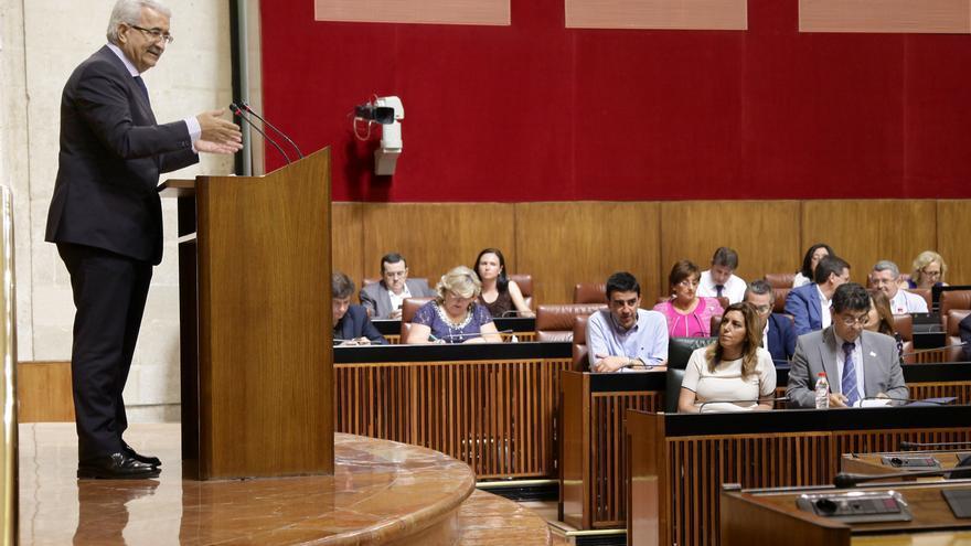 Manuel Jiménez Barrios defiente la Ley de Transparencia