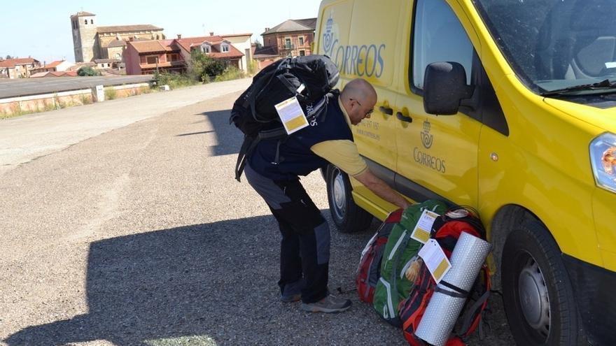 Correos compra nueve vehículos para su flota de reparto en Navarra