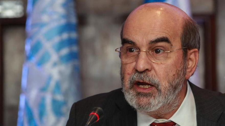 Ministros de Oriente Medio apoyan el desarrollo sostenible para promover la paz