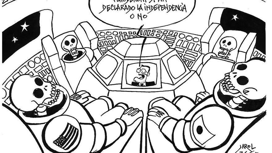 """""""En 2017 partió de la Tierra la nave ODISSEUS. 125 años después..."""""""