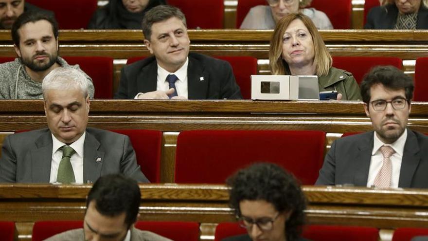 Los principales partidos secesionistas catalanes irán separados a las elecciones