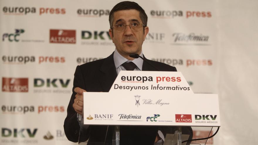 """Madina confía en acuerdos de Gobierno en Euskadi """"cuanto más representativos, mejor"""""""