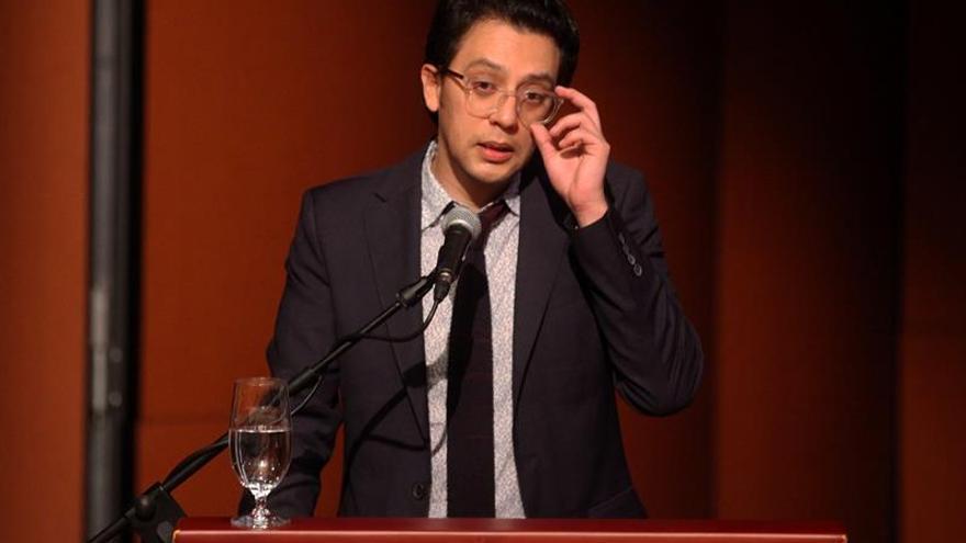 Corea y Colombia se dan la mano en la nueva novela de Andrés Felipe Solano