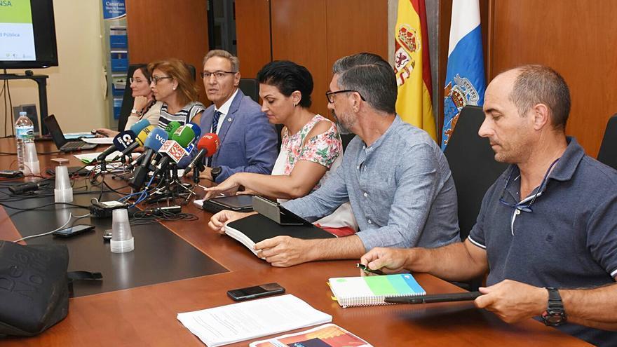 Rueda de prensa ofrecida este miércoles por Sanidad y Política Territorial.