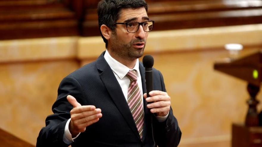 """El conseller Puigneró considera un """"155 digital"""" el decreto del Gobierno"""