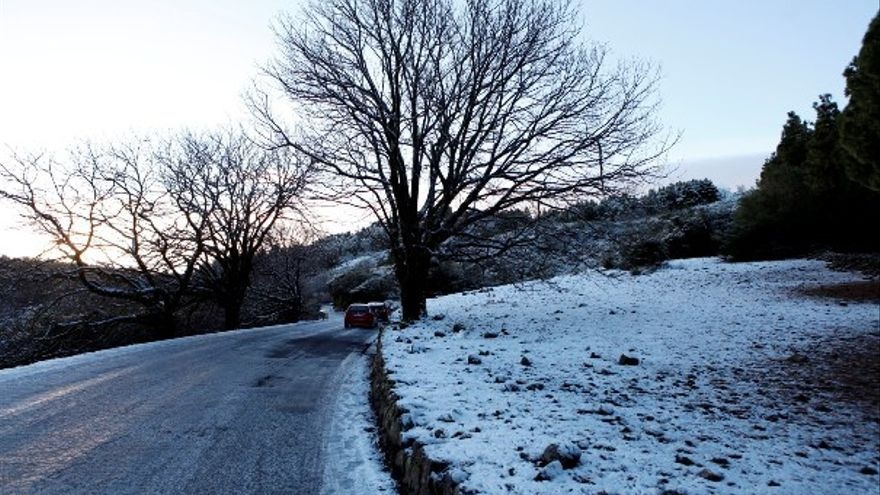 De la nieve en Gran Canaria (II) #5