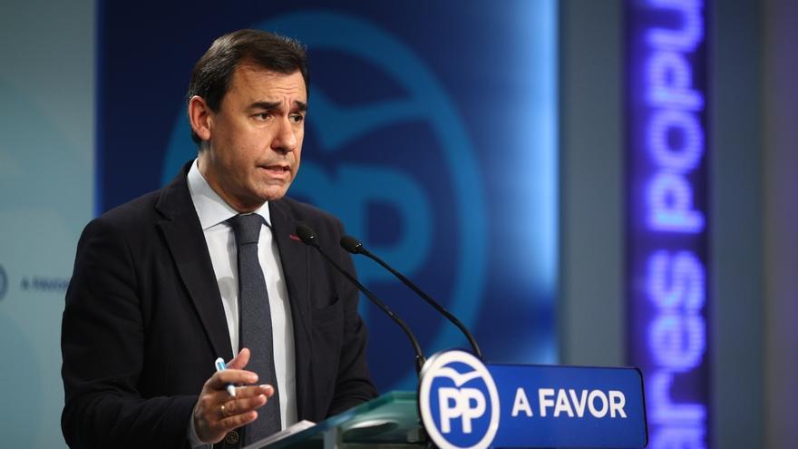El PP dice que el presidente de Murcia no está acusado de corrupción y espera que C's lo entienda