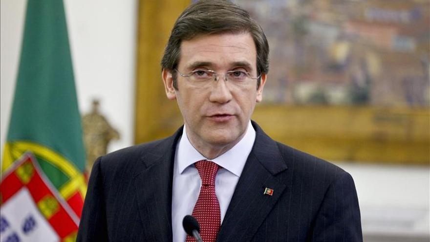Portugal anuncia más austeridad con el rechazo total de la oposición