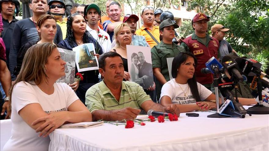 Crean un comité de víctimas de las protestas en Venezuela desde febrero