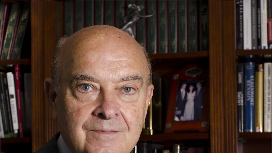 El exministro argentino Domingo Cavallo