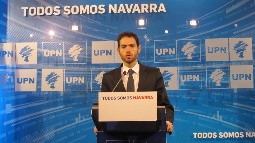 """UPN critica la """"obsesión del nacionalismo vasco por echar a la Guardia Civil y a la Policía Nacional"""""""