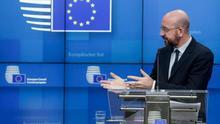 Los líderes de la UE apoyan ayudas a empresas y cerrar fronteras externas
