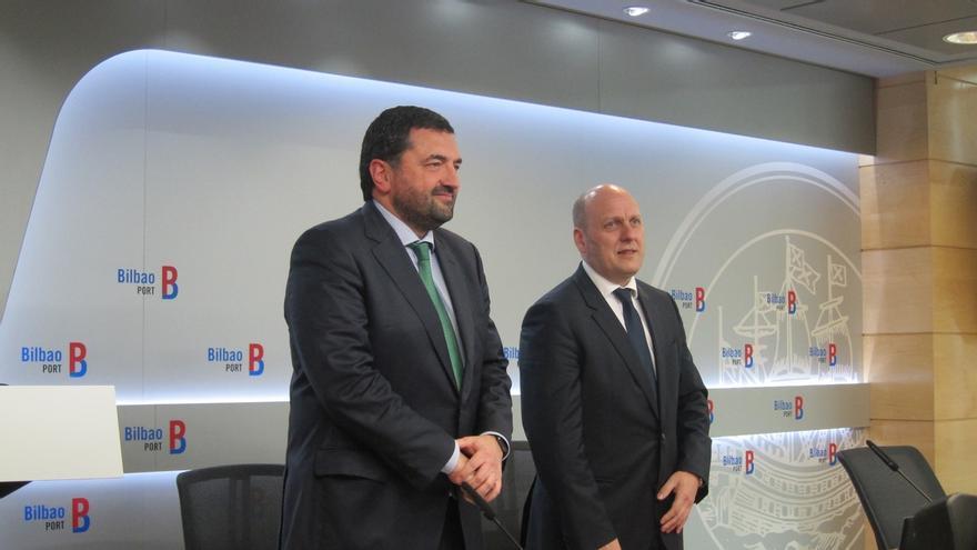 El Puerto de Bilbao acogerá en 2018 una planta de torres eólicas marinas, con una inversión de 55 millones y 296 empleos