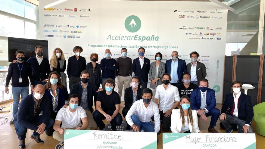 Premian a emprendedores argentinos con un programa para desembarcar en España