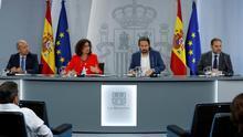 """Iglesias asegura que comparte con Sánchez la """"estrategia negociadora"""" de los presupuestos"""