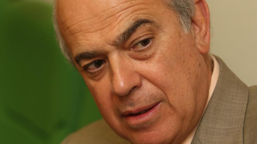 El médico José Juan Barajas, en un retrato reciente