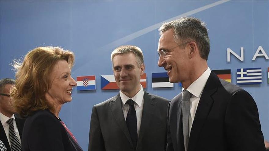 La OTAN busca un mayor trato político con Rusia en favor de la transparencia