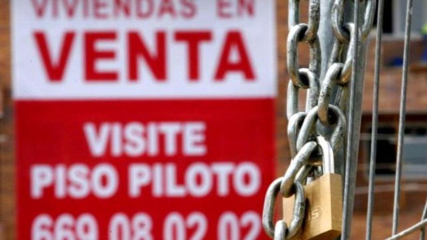 Más de 11.000 pisos nuevos esperan comprador en Euskadi.