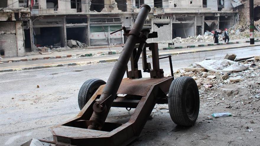El Gobierno turco denuncia continuas violaciones del alto el fuego en Alepo