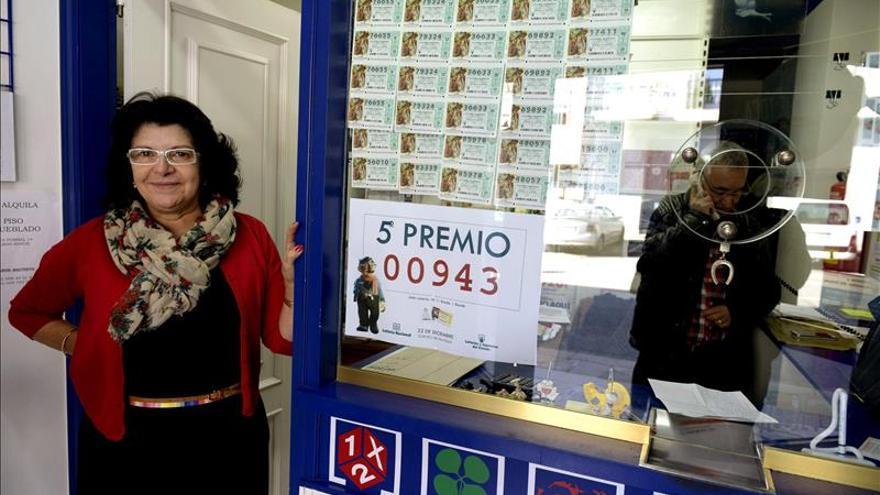"""El """"número feo"""" 00943 deja más de un millón de euros en Bande (Ourense)"""