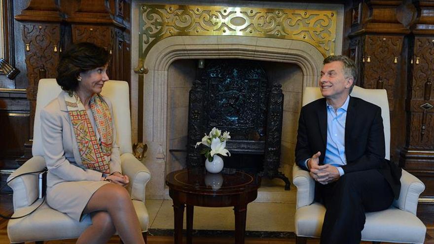 Ana Botín se reúne con Macri y ratifica inversiones de Santander en Argentina