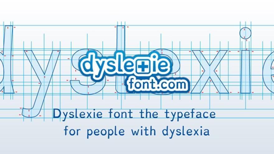 Foto: Dyslexie Font