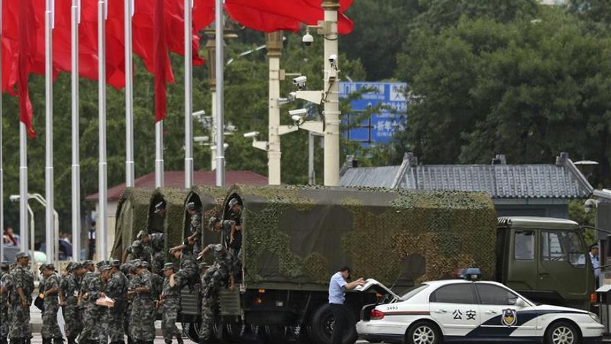 """Tokio responderá """"adecuadamente"""" a la detención de dos japoneses en China"""
