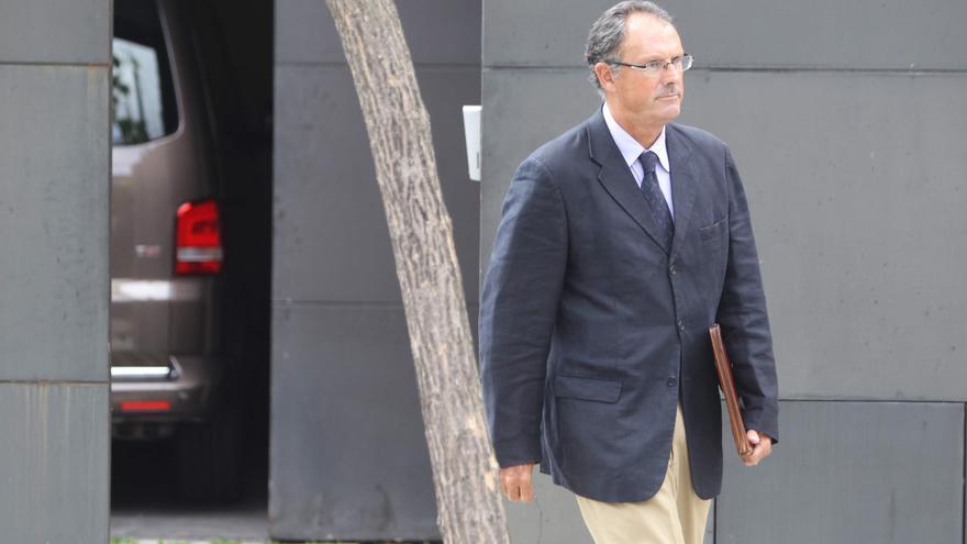 El abogado de Urdangarin acude a la casa de los duques de Palma en Barcelona