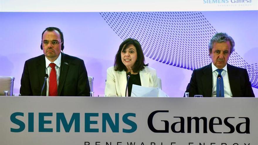 Rosa García presenta su renuncia a la presidencia de Siemens Gamesa