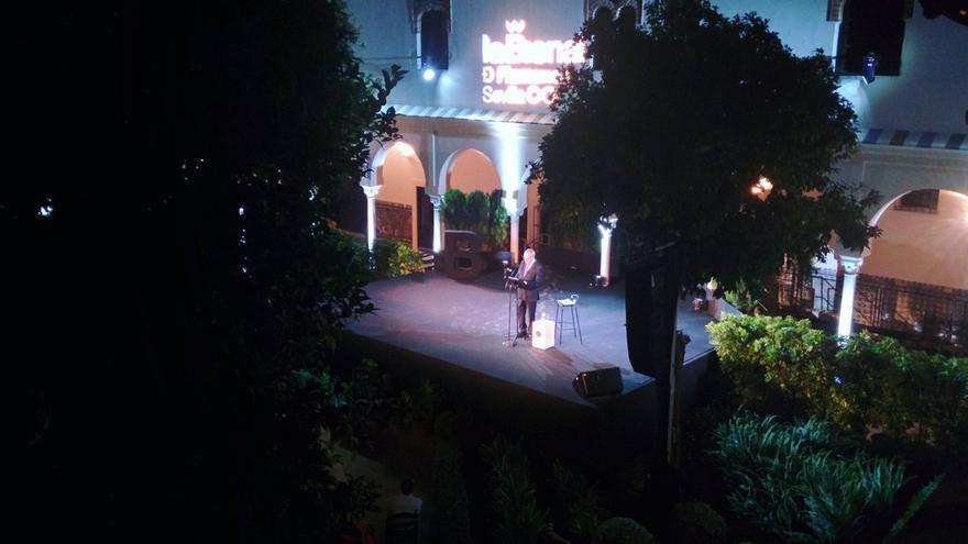 Pregón de la Bienal de Flamenco.