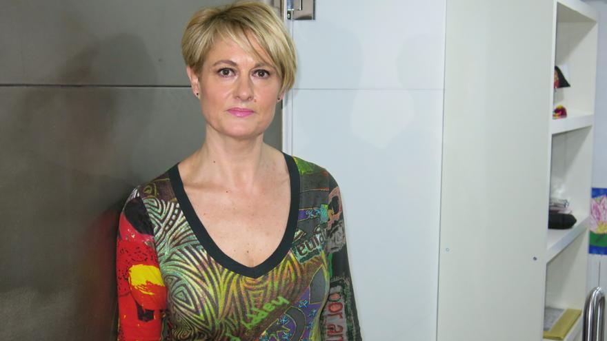 Ángela González perdió a su hija en 2003 al ser asesinada por su exmarido en un régimen de visitas / Women's Link Worldwide