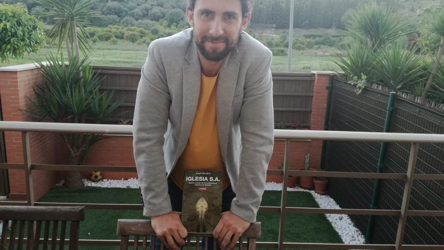 Ángel Munárriz, periodista y autor del libro Iglesia S.A.
