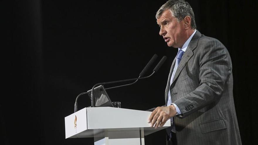 El presidente de la mayor petrolera rusa no comparece en el juicio al exministro
